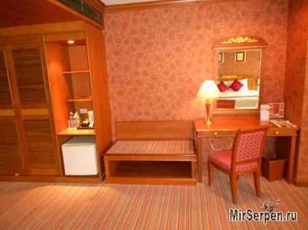 Общее описание отеля Prince Palace 4*, Бангкок, Таиланд