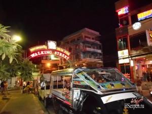 12Walking street / Уокинг стрит, Паттайя, Таиланд