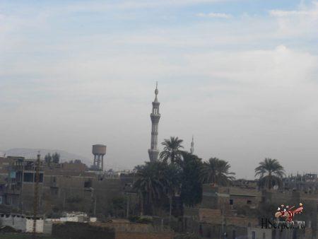 Поездка по Луксору в январе 2013