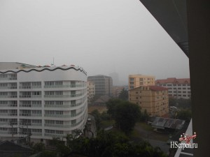 Погода и количество осадков в Таиланде
