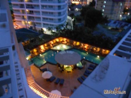 """Описание номеров тип """"DeLuxe Room"""" в отеле Centara Nova Hotel & Spa Pattaya 4*, Паттайя, Таиланд"""