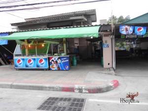 Правильные кафе в Таиланде: как выбрать кафе, в котором можно поесть?