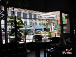 Чистота в тайских кафе