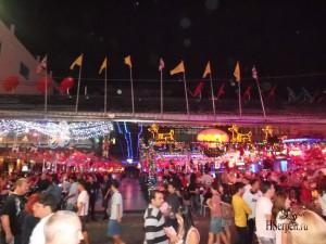 Провести весело время в Go-go барах Таиланда