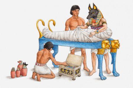 Факты про Древний Египет