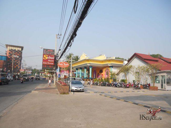 Как в Таиланде найти массажный салон с эротическим уклоном