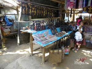 Достопримечательности Паттайи: деревня длинношеих