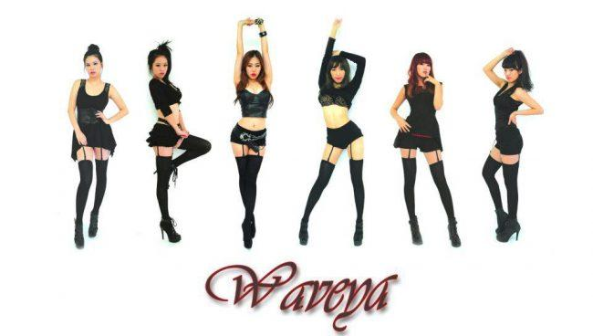 Waveya - Korean Dance team