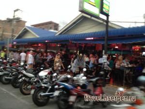 Леди-дринки в тайских барах