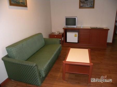 """Описание номеров тип """"Suite"""" в отеле Baiyoke Suite Hotel 3*, Бангкок, Таиланд"""