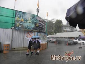 Погода в Бангкоке в июле