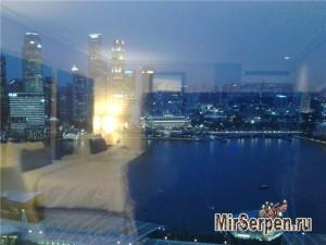 Впечатление от отеля Marina Bay Sands 5*, Сингапур: Рай между небом и землей