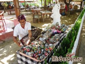 Какой сувенир привезти с Бали?