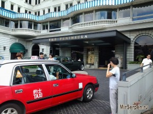 Гонконгский муравейник Chungking mansions