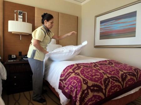 Вся правда о гостиничных номерах: Опасные микроорганизмы