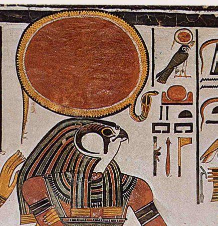 Глаз Бога Ра – символ Египта