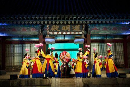 Подлунное путешествие по владениям корейских правителей
