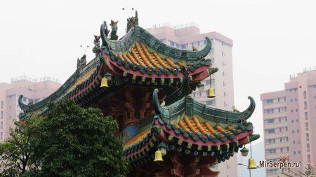 Сокровищница даосизма Чинг Чунг Кун