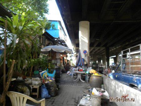 Уровень преступности в Бангкоке