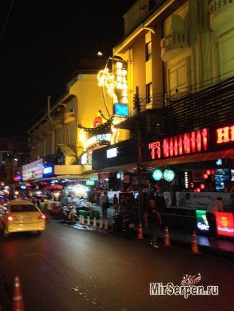 Особенности go-go баров в Бангкоке