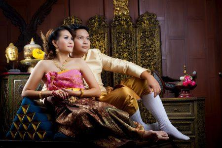 Сценка из жизни тайцев: Отношения между женатыми тайцами