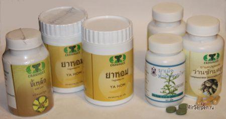 Секреты тайской медицины