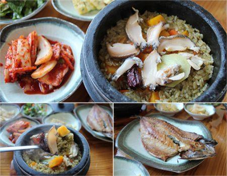 Все ароматы моря в одном блюде: рис с морепродуктами