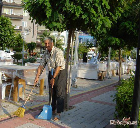 Чаевые в Турции - мои впечатления