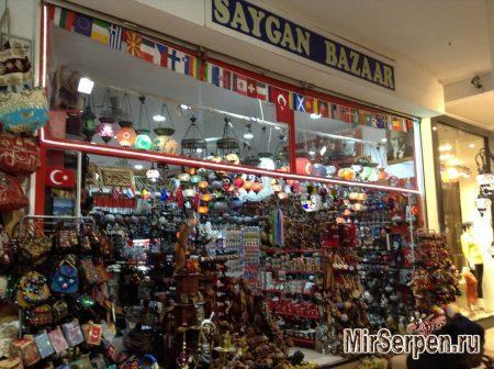 Настоящие сувениры из Турции