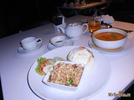 Ресторан в отеле Hard Rock Hotel Pattaya 4*, Паттайя, Таиланд