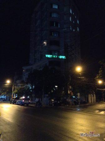 Описание отеля VietSky 2*, Нячанг, Вьетнам