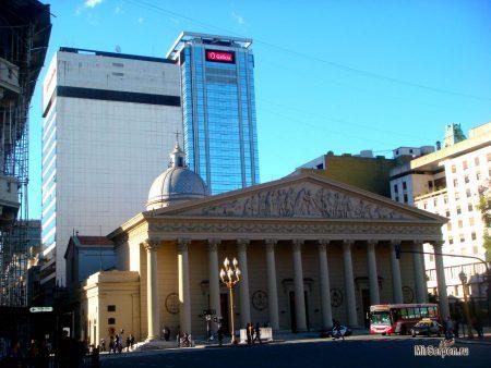 Храмы Буэнос-Айреса