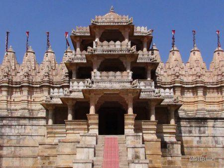 Храмовый комплекс Ранакпур