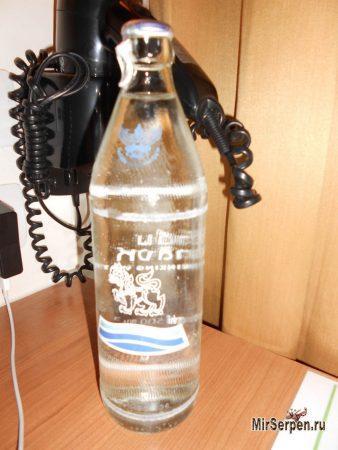 Обращение со стеклянными бутылками в отелях Таиланда