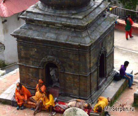 Достопримечательности долины Катманду