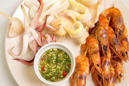 Мини-руководство по морепродуктам Таиланда