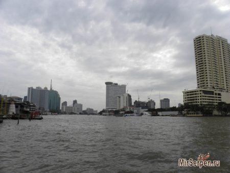 Погода в Бангкоке в декабре и январе