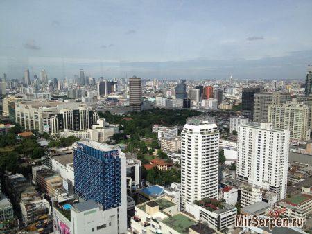Впечатления от поездок в Бангкок: июль 2012 ... январь 2017