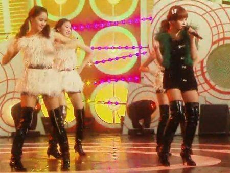 О популярности певицы IU у корейских девушек