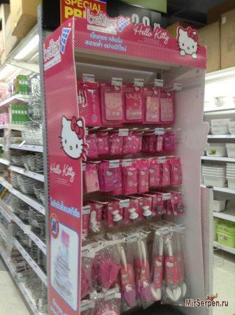 Необычные товары с символикой Hello Kitty