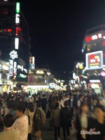Ночная жизнь по-корейски: Burn friday