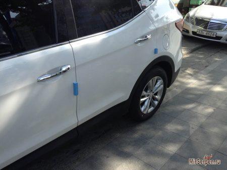 Защита авто и понты по-корейски