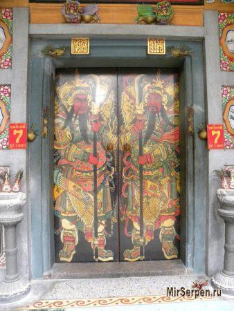 Храм Leng Buai Ia Shrine, Бангкок, Таиланд