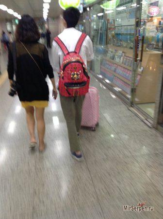 Интернациональные пары в Сеуле