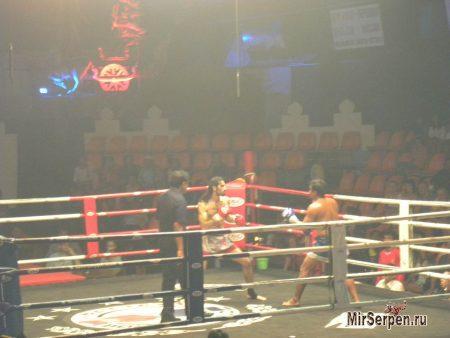 Ставки на тайский бокс