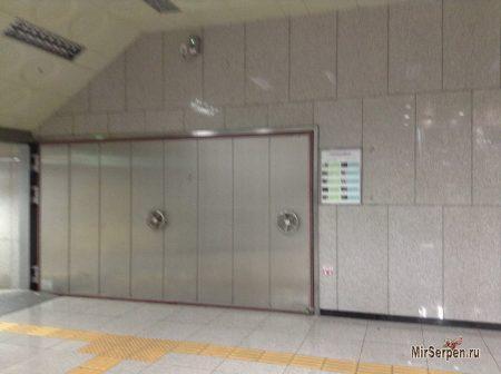 Корейская специфика: бомбоубежища на каждом шагу