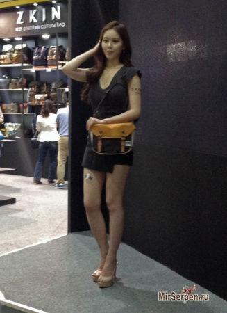 Носят ли кореянки под юбками шортики