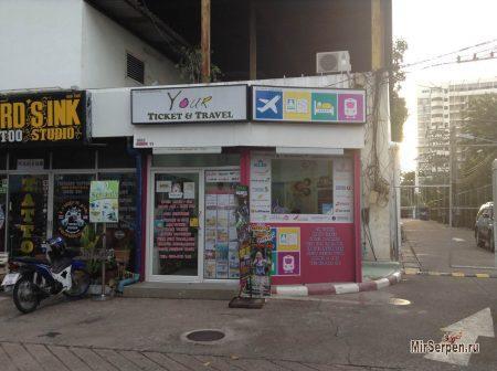 Экскурсии в Таиланде с уличными турфирмами