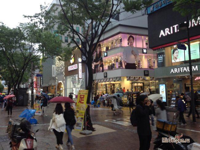 Так ли тесно в Южной Корее: Статистика и реальность