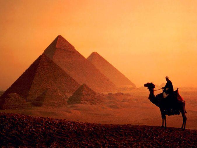 Отдых в Египте, октябрь 2009